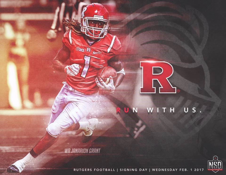 rutgers national signing day